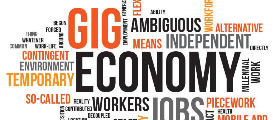 gig economy wordle